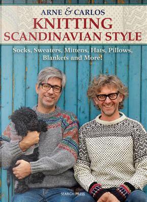 Knit Scandinavian Style (Arne & Carlos) by Arne Nerjordet