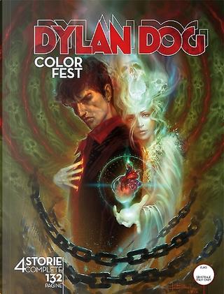 Dylan Dog Color Fest n. 15 by Gigi Simeoni (Sime), Giovanni Gualdoni, Luca Vanzella, Matteo Casali
