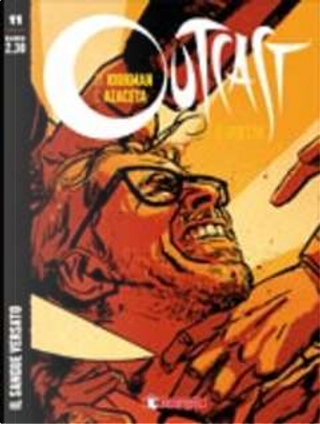 Outcast n. 11 by Robert Kirkman