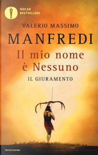 Il mio nome è Nessuno by Valerio Massimo Manfredi