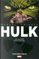 Hulk by Joe Keatinge