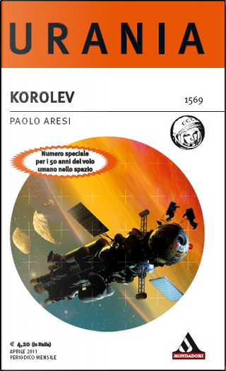 Korolev by Paolo Aresi