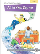 Alfred's Basic Piano Library All-In-One Course by Willard Palmer