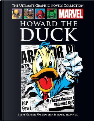Howard the Duck by Steve Gerber
