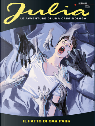 Julia n. 250 by Giancarlo Berardi, Maurizio Mantero