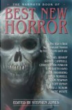 The Mammoth Book of Best New Horror, Vol. 18 by Cristopher Fowler, David J. Schow, David Morrell, Elizabeth Hand, Gene Wolfe, Geoff Ryman, Glen Hirshberg, Kim Newman, Michael Bishop, Ramsey Campbell