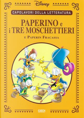 Paperino e i Tre moschettieri by Frank Gordon Payne, Guido Martina