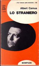 Lo straniero by Albert Camus