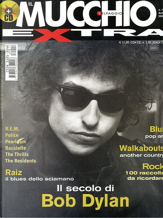 Il Mucchio Extra n. 11 by Andrea Scanzi, Eddy Cilìa, Gianluca Testani, John Vignola, Max Stèfani, Michele Benetello