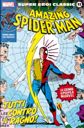 Super Eroi Classic vol. 11 by Stan Lee