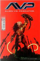Aliens #42 by Jeremy Barlow