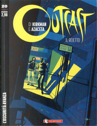 Outcast n. 20 by Robert Kirkman