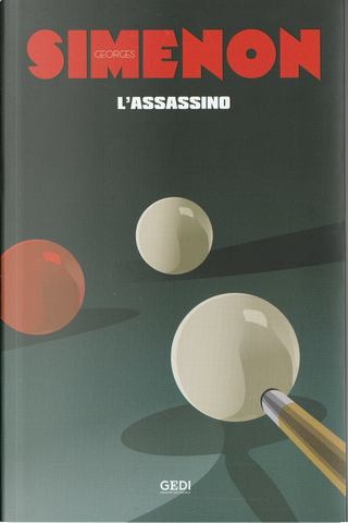 L'assassino by Georges Simenon