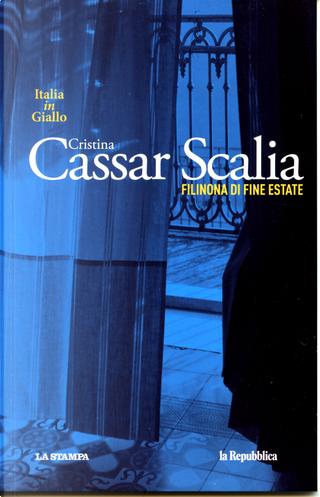 Filinona di fine estate by Cristina Cassar Scalia