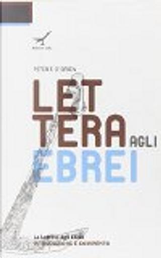 La lettera agli Ebrei by Peter T. O'Brien
