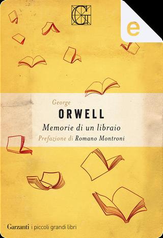 Memorie di un libraio by George Orwell