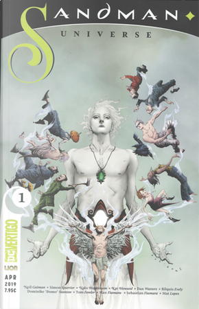 Sandman universe vol. 1 by Dan Watters, Kat Howard, Nalo Hopkinson, Neil Gaiman, Simon Spurrier