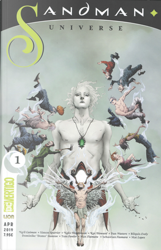 Sandman universe vol. 1 by Simon Spurrier, Nalo Hopkinson, Neil Gaiman, Kat Howard, Dan Watters