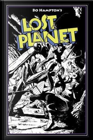 Lost Planet by Bo Hampton