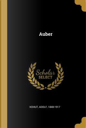 Auber by Adolf Kohut