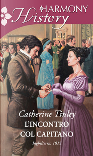 L'incontro col capitano by Catherine Tinley
