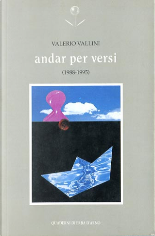 Andar per versi by Valerio Vallini