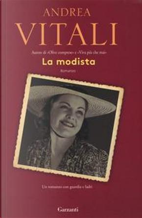 La modista. Un romanzo con guardia e ladri by Andrea Vitali