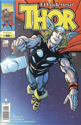Thor Vol.4 #40 (de 45) by Dan Jurgens, Dan Jurgens, Dan Jurgens