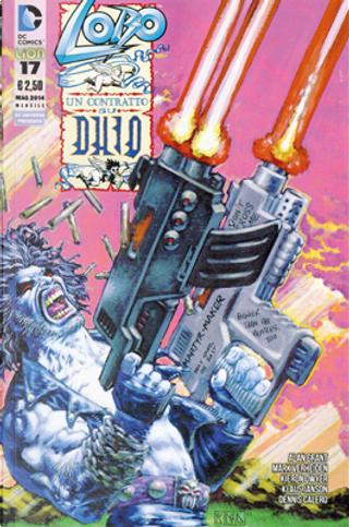 Lobo n. 17 by Alan Grant, Mark Verheiden
