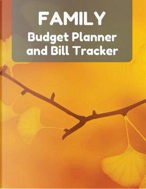 Family budget planner and Bill Tracker by Mike Corona