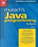 Murach's Java Programming by Joel Murach