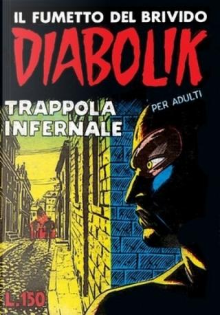 Diabolik: Anastatika n. 11 by Angela Giussani, James Littlewars