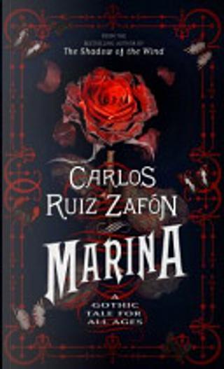 Marina by Carlos Ruiz Zafón