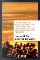 The Odyssey of Homer by HOMER