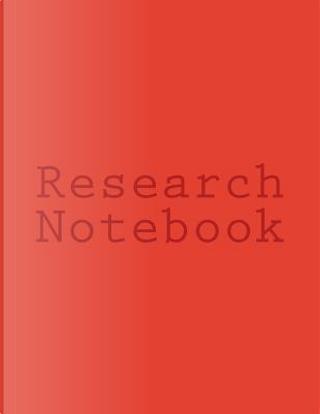 Research Notebook by Book Design Ltd.