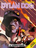 Dylan Dog n. 389 by Barbara Baraldi