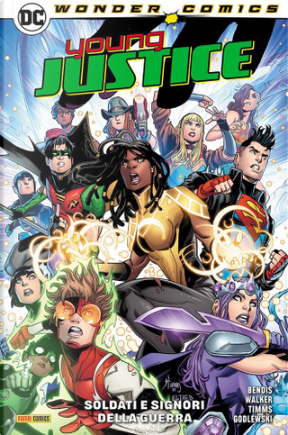 Young justice vol. 3 by Brian Michael Bendis, Davide F. Walker
