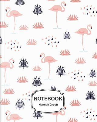Notebook by Hannah Green