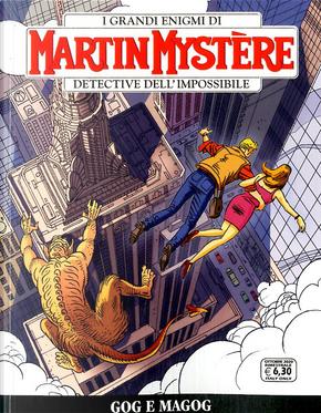 Martin Mystère n. 371 by Luigi Mignacco