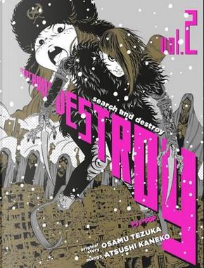 Search and Destroy vol.2 by Atsushi Kaneko, Tezuka Osamu