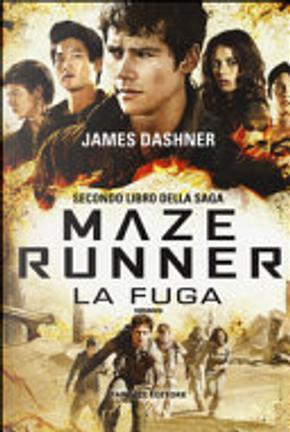 La fuga by James Dashner