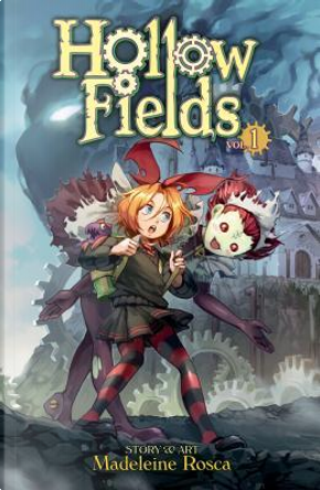 Hollow Fields 1 by Madeleine Rosca