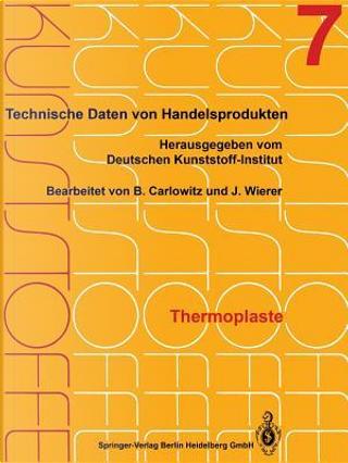 Thermoplaste by Deutsches Kunststoff-Institut