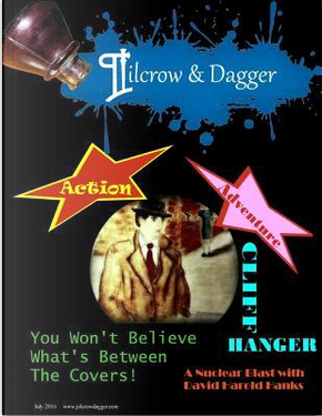 Pilcrow & Dagger by LeeAnn Jackson Rhoden