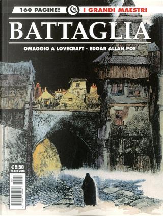 I Grandi Maestri n. 19 by Dino Battaglia