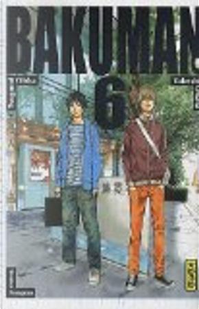 Bakuman, Tome 6 by Takeshi Obata, Tsugumi Ohba
