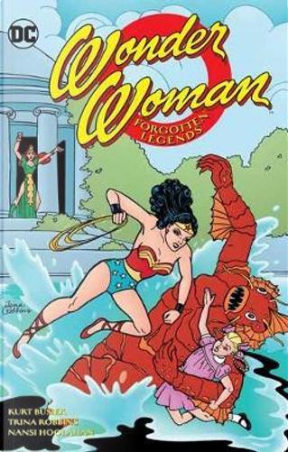 Wonder Woman by Kurt Busiek