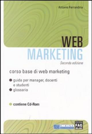 Web marketing by Antonio Ferrandina