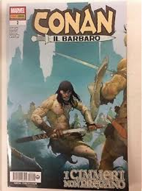 Conan il Barbaro n. 2 by Jason Aaron, John C. Hocking