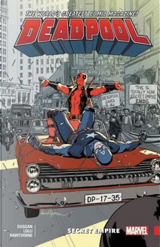 Deadpool World's Greatest 10 by Gerry Duggan